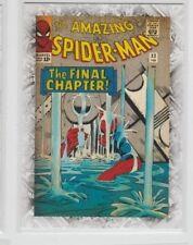 Marvel Beginnings Comic Cover Amazing Spiderman Vol.1 #33 Febuary 1966 #B-50