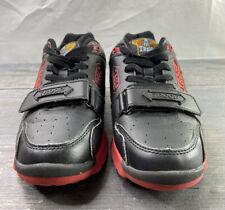 TROOP Cobra Shoes Mens Size 7 Black/Red