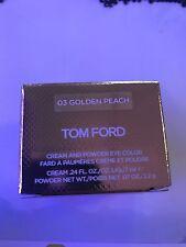 Tom ford golden peach cream eye shadow