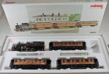 Märklin 28703 Historischer Personenzug der SJ aus Sammlung mit OVP Digital