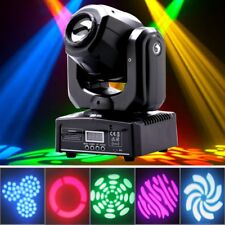 60W RGBW Stage Light LED Spot Moving Head Light DMX Disco DJ Party Bar Lighting