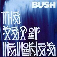 The Sea of Memories by Bush CD, 2 Disc Zuma Rock Records