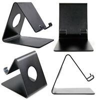Ultra-Contemporary Metal Smartphone Stand in Black Aluminium for Sony Xperia Z3v