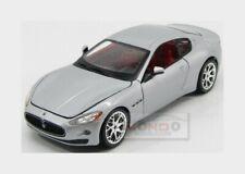 Maserati Granturismo 2008 1:24 Burago Bu22107S Modellino Diecast