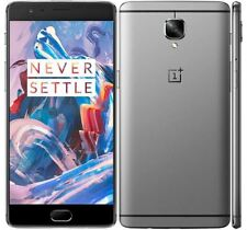 OnePlus 3 64GB Unlocked Graphite Faulty Loss Charging Port No Power Spare Repair