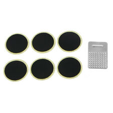 1Set Bike Repair Fix Kit Flat Rubber Tire Tyre Tube Patch Glueless Patch Kit New