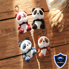 4 Colors Baby Panda 12CM Plush Stuffed Doll Toy For Kids Cute Toy