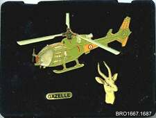 BRO1667-1687  - BROCHE - GAZELLE