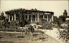 Buenos Aires Argentinien Argentina AK ~1930/40 Parkanlage Jardín público Garten