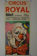 Affiche Cirque CIRCUS ROYAL - 33x70 cm