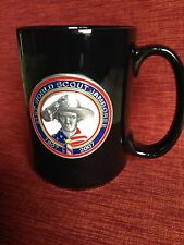 21st World Boy Scout Jamboree Coffee Mug Black 2007 America Metal Medallion
