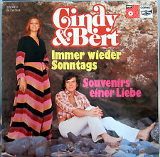 Single / CINDY & BERT / SCHLAGER / 70er / RARITÄT /