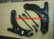 VW NEW BEETLE (98-08) ALL CARS WISHBONE ARMS + OUTER + INNER RACK TRACK ROD ENDS