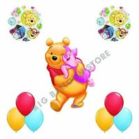 Winnie The Pooh and Friends 9pc Party Balloon Decorations