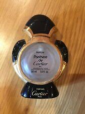 le must de CARTIER Panthere parfum black CASE ONLY - NO ACTUAL PERFUME!!