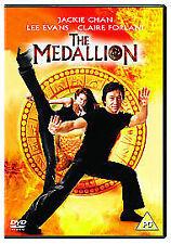 The Medallion (DVD, 2007) Lee Evans Jackie Chan