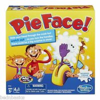 Original! Hasbro Pie Face Game, BEST SELLING GAME 2016