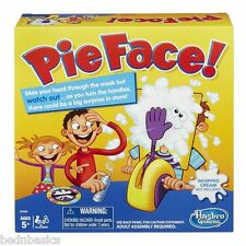 Original! Hasbro Pie Face Game, BEST SELLING GAME 2016