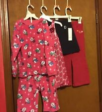 Girl's Mixed Lot Clothing Size 5, 5 piece