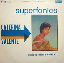 Caterina Valente(Vinyl LP)Superfonics-RCA-RD 27216-UK-VG/Ex