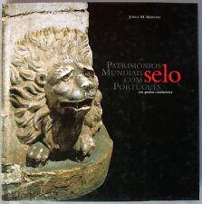 s1822) Portugal Patronimonios Mundiais com Selo Special book
