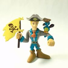 New Arrival Scooby Doo Pirate Fred 3In. in the Pirate Fort Mega figure Baby Toy
