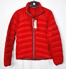 NWT Canada Goose Mens Brookvale Jacket 5500M Red Puffer Size Small S Down Jacket