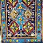 Vintage Kazak Rug 160 x 111cm