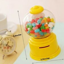 Candy Machine Piggy Bank Atm Money Box Saving Coin Box For Kids Decorative Gift