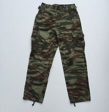 French 47/56 Paratrooper Lizard Camo Jump Pants Vietnam Algeria Med Size