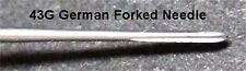 Reborn Doll Ultra Rooting Needles 43 g German Fork ~ REBORN DOLL SUPPLIES