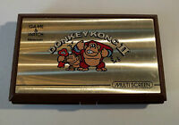 Donkey Kong 2 Game and Watch - Nintendo - 1983 - Very Rare!