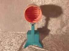 Vintage Barbie Color n Curl Magic Hair Dryer Works! Battery Op. Fan