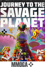 Journey to the Savage Planet - PC Game Code - Steam Digital Key Action - DE/EU