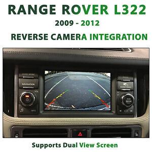 [2009 - 2012] Range Rover Vogue L322 - Reverse Camera Integration