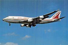 AIR INDIA BOEING VT-ESO Airplane Postcard