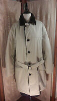 Vintage Trench Coat Outerwear Tailored by Kenton Kahke Men's See Measurements