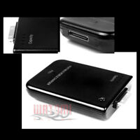 2800MAH EXTERNAL BLACK BATTERY BACKUP CHARGER APPLE IPHONE 4S 4 3GS IPOD TOUCH