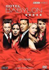 Hotel Babylon - Season 1 (DVD, 2008)