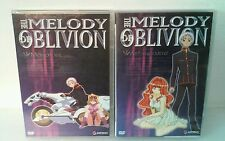 The Melody of Oblivion - Monotone (Vol. 2) and arrangement (vol. 1) anime hip
