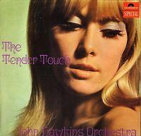 JOHN HAWKINS the tender touch 236 224 uk polydor LP PS EX/EX