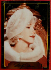 """Sports Time Inc."" MARILYN MONROE Card # 168 individual card, issued in 1995"