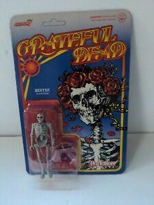 "Grateful Dead - Bertha Album Cover 3 3/4"" Action Figure by Super 7 In Hand"