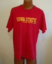 NIKE TEAM - IOWA STATE CYCLONES BASKETBALL T'SHIRT - SIZE: XL - SEE NOTES
