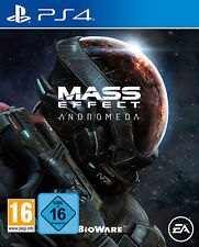 PS4 Mass Effect: Andromeda Nuevo&e.o. Playstation 4