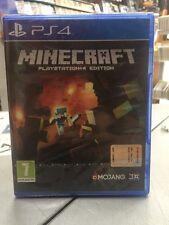 Minecraft Ita PS4 NUOVO SIGILLATO
