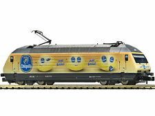 "Fleischmann 731395 Elektrolokomotive Re 460 029-2 ""chiquita"" SBB"