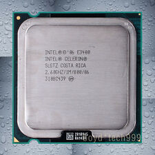 Intel Celeron Dual-Core E3400 CPU 2.6 GHz 800 MHz LGA 775/Socket T