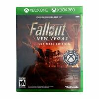 Fallout New Vegas Ultimate Edition - Xbox 360 / Xbox One - Brand New