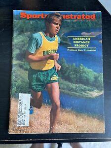 Sports Illustrated - Steve Prefontaine - Oregon Ducks Track & Field - 6/15/1970